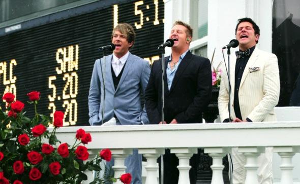Rascal Flatts Kentucky Derby 136 National Anthem